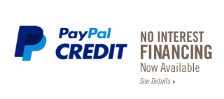 No Interest Financing Now Available