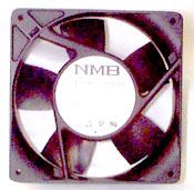 """Fan, 4"""" (120VAC, 110cfm)"""
