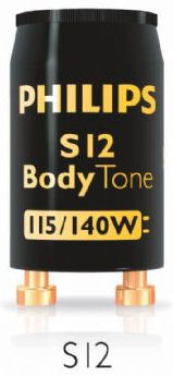 Starter, Phillips Body Tone S-12 (25-100W)