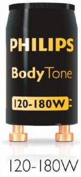 Starter, Phillips Body Tone S12 (120 - 180W)