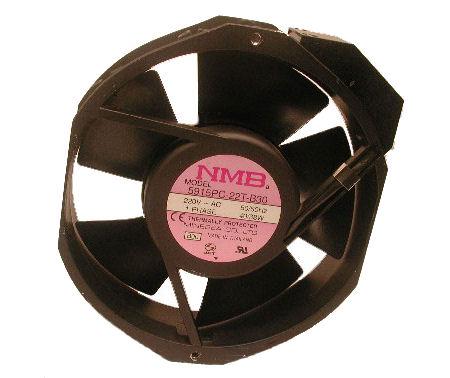 """Fan, 6"""" Round (220VAC, 220 cfm)"""