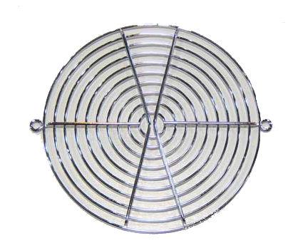 """Grill, Fan 6"""" Wire"""