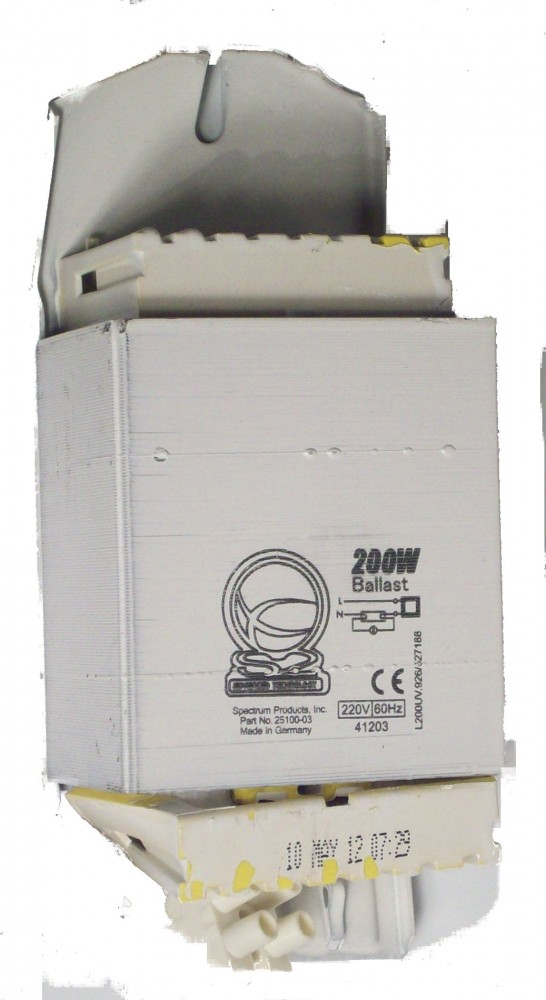 Ballast (220VAC, 200W)