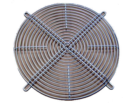 "Grill, Fan 11"" Wire (SolarForce 648)"