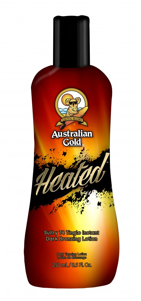 Heated™ Sultry T4 Instant Dark Bronzing Lotion