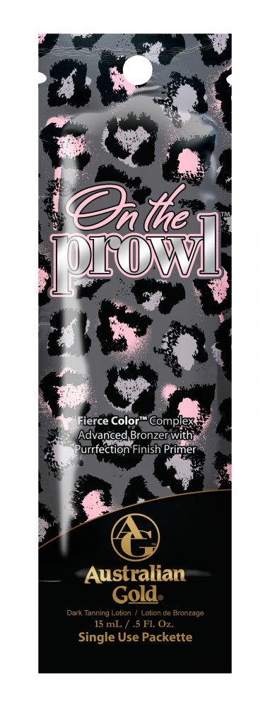 On the Prowl™Fierce Color™ Complex Advanced Bronzer with Purrfection Finish Primer Pkt