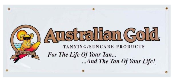Australian Gold Banner