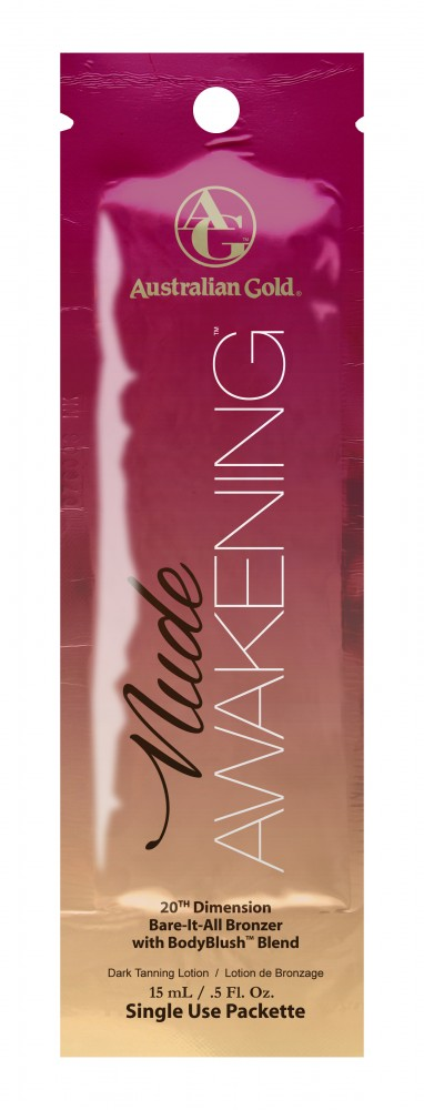 Nude Awakening™ 20th Dimension Bare-It-All Bronzer with BodyBlush™ Blend Pkt