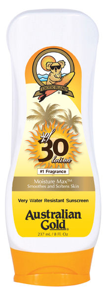 Australian Gold SPF 30 Plus Lotion (E)