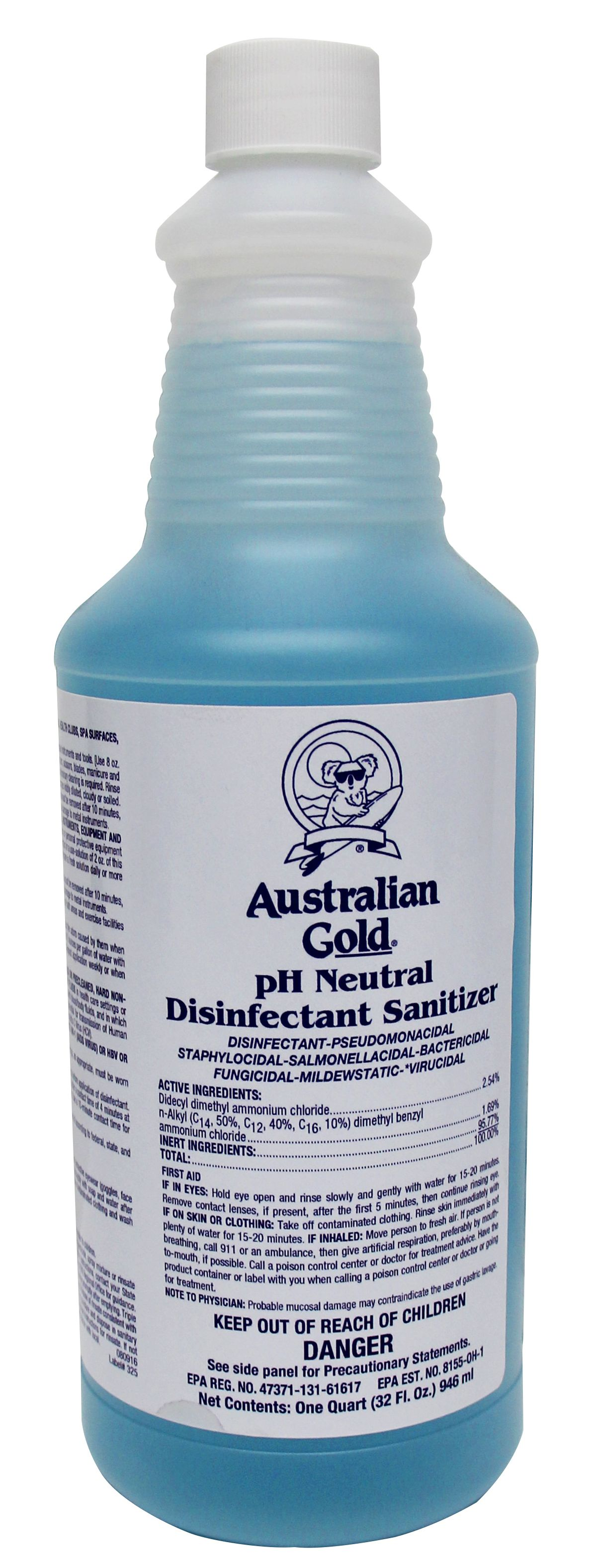 Australian Gold Disinfectant 32oz