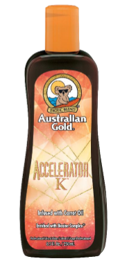 Accelerator K™Infused with Carrot Oil
