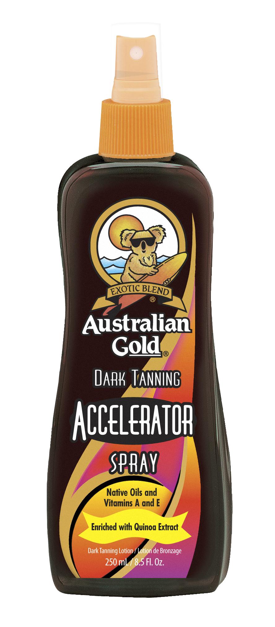 Accelerator™ Spray Reformulated with Quinoa Extract