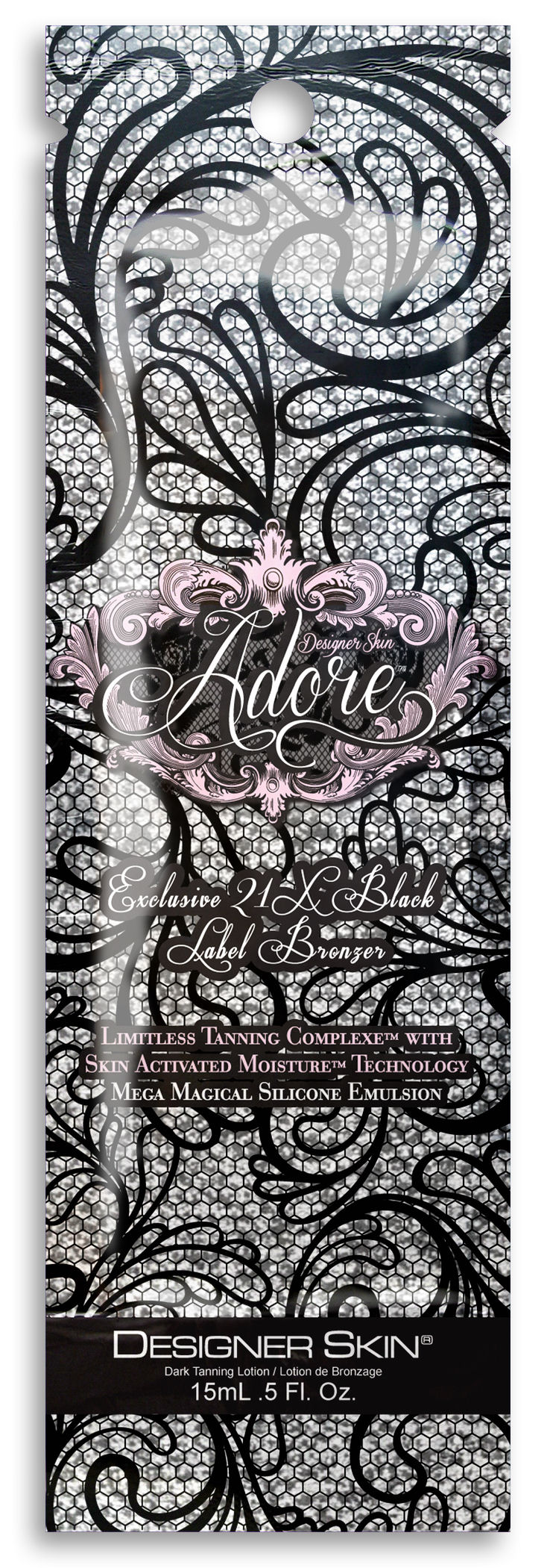 Designer Skin Adore™ Exclusive 21X Black Label Bronzer