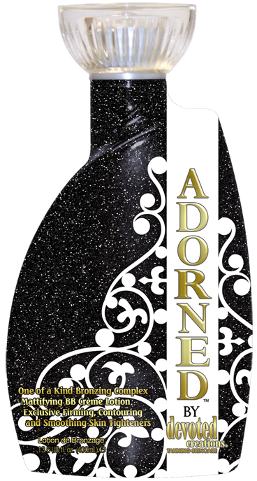 Adorned™ Mattifying BB Crème Bronzer