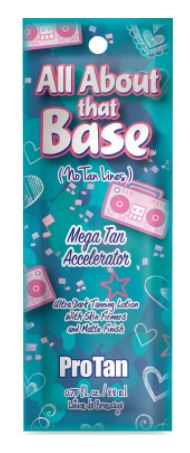 All About That Base™ Mega Tan Accelerator Pkt