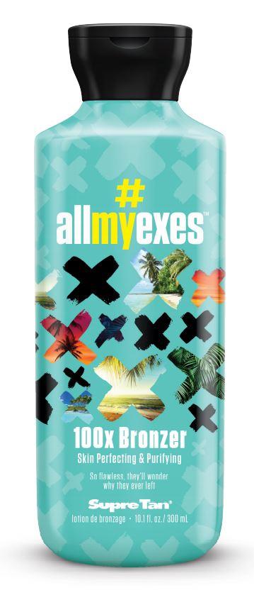 #AllMyExes™ 100x Bronzer