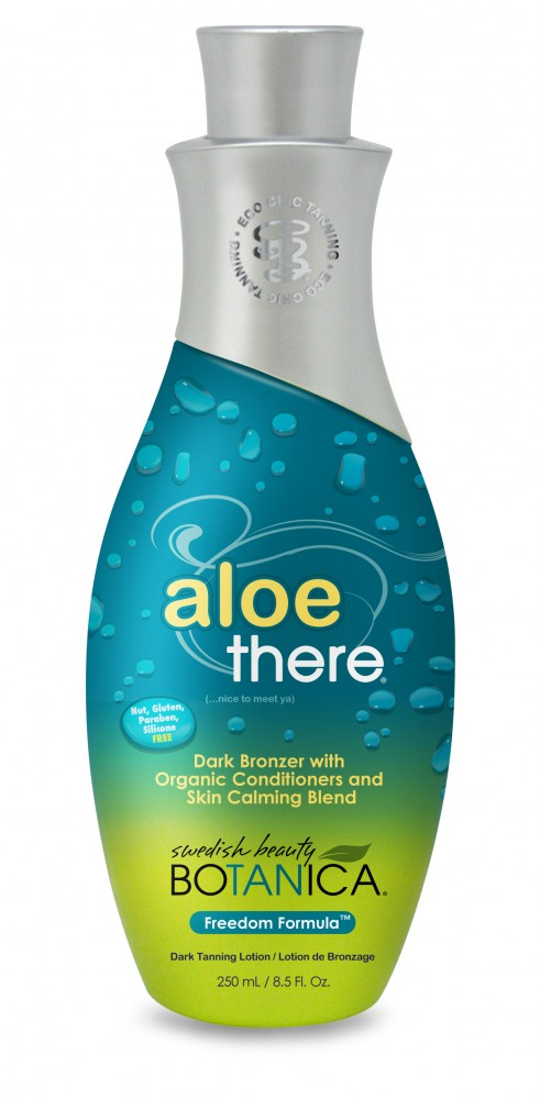 Aloe There® Bronzer DHA Bronzer with Organic Conditioners and Skin Calming Blend