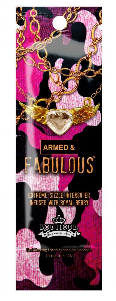 Armed & Fabulous® Extreme Sizzle Formula Pkt