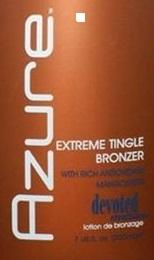 Azure™ Extreme Tingle Bronzer Pkt