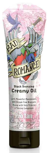 Bad Romance® Black Bronzing Creme Oil for Women