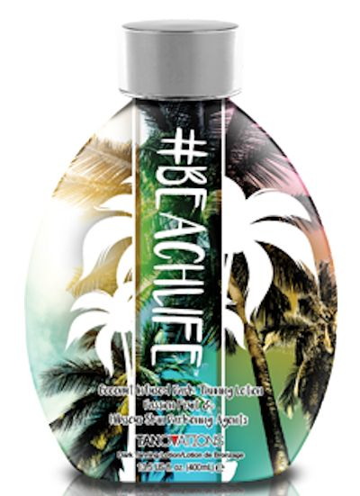 #Beachlife Coconut Infused Intensifier