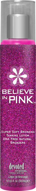 Believe In Pink NATURAL BRONZER™