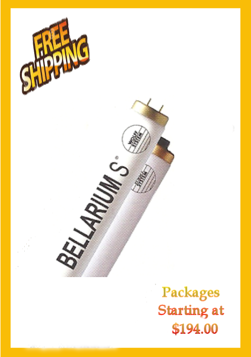 Bellarium S 100W F73 (10 - 34 lamp packages)