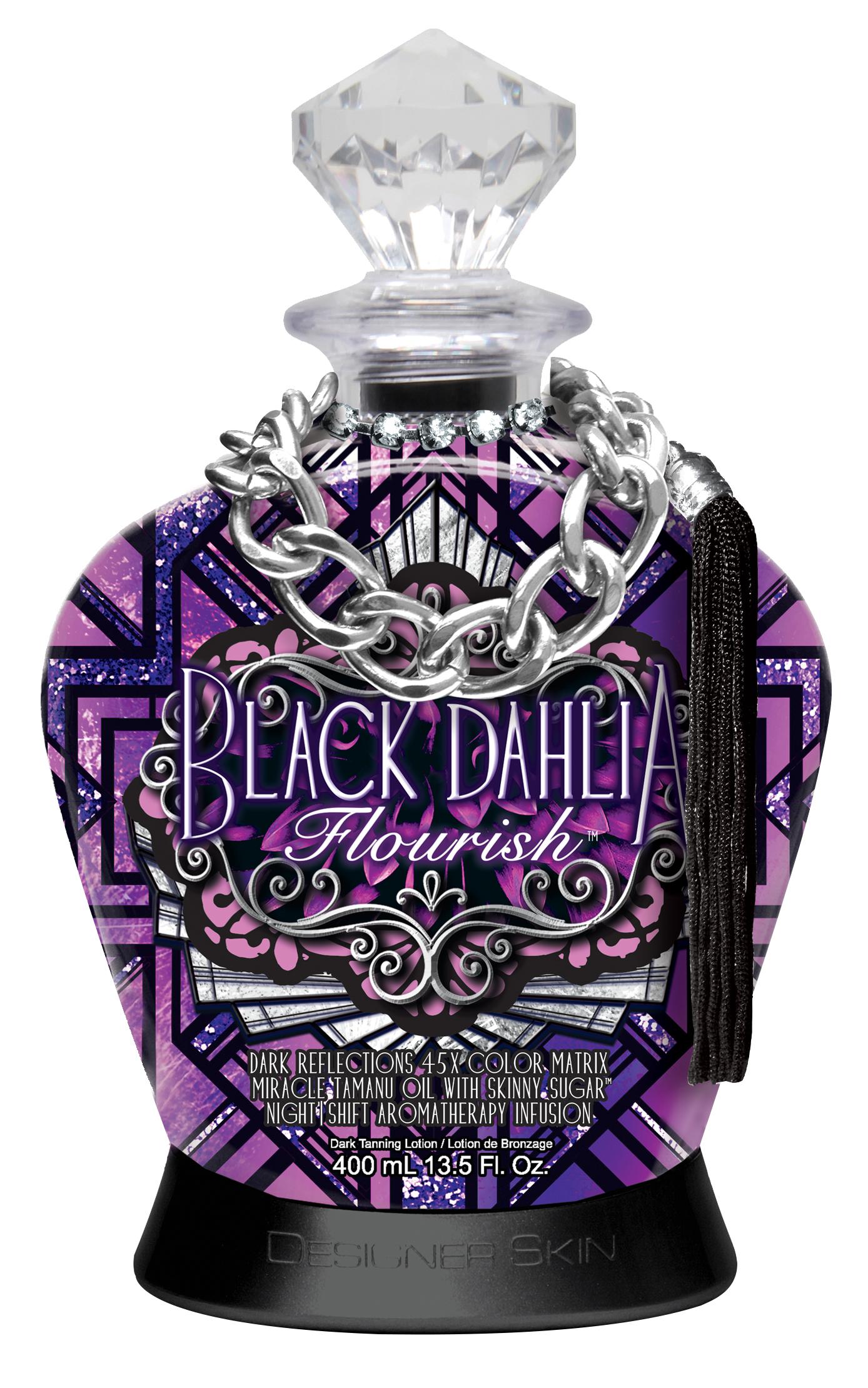 Black Dahlia Flourish™ Dark Reflections 45X Color Matrix