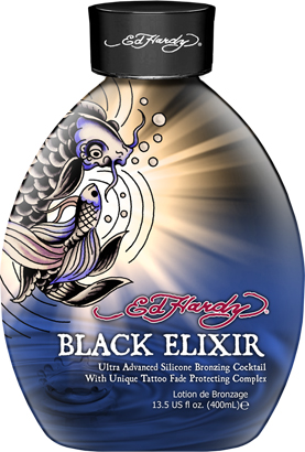Black Elixir™ 90XXX Ultra Bronzer with Tattoo Fade Protection