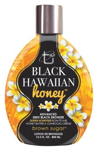 Black Hawaiian Honey