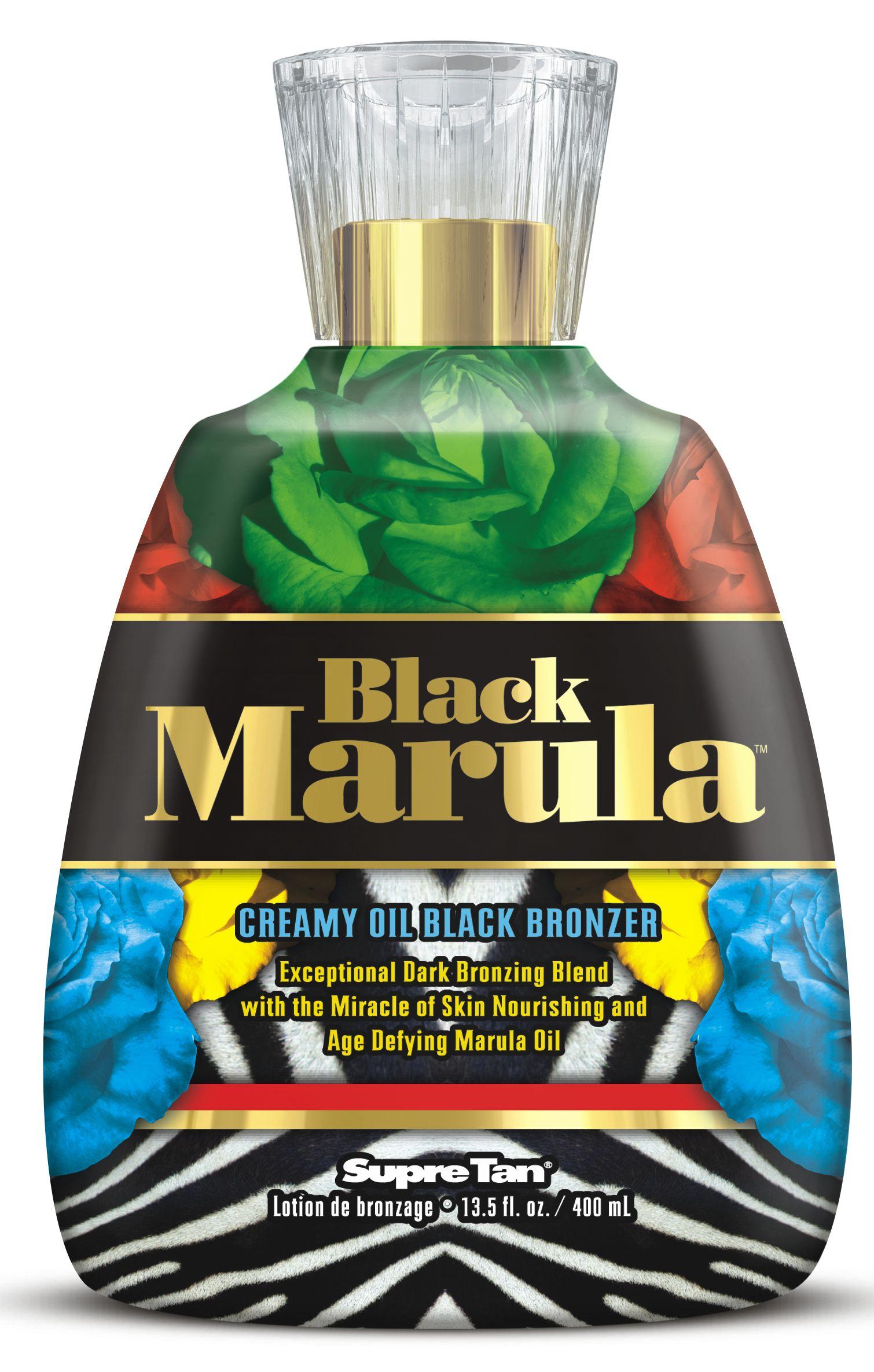 Black Marula™ Creamy Oil Black Bronzer