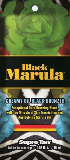 Black Marula™ Creamy Oil Black Bronzer Pkt