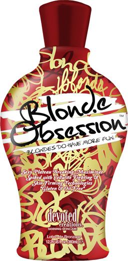 Blonde Obsession™ Plateau Breaking Maximizer Spiked with Cellulite Fighting & Skin Firming