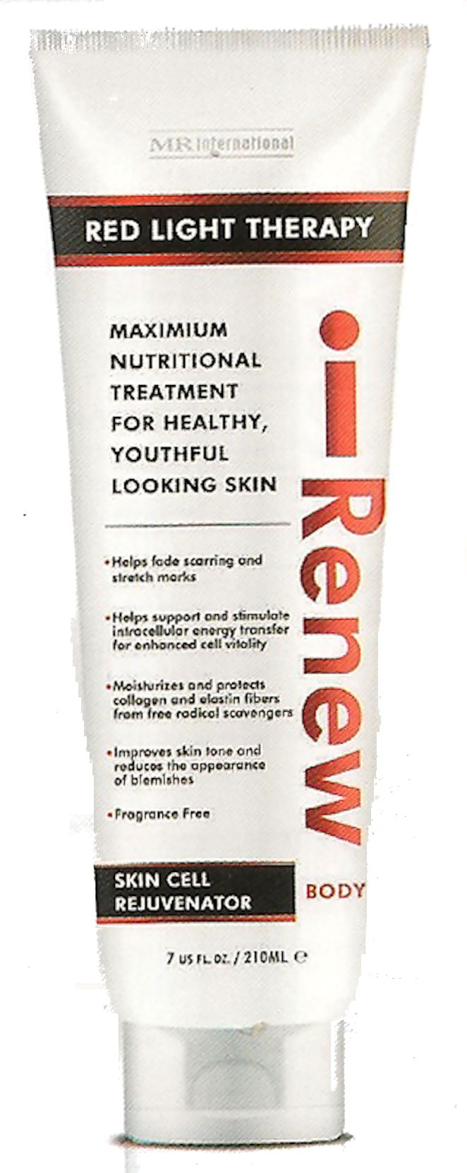 i Renew  Body Cell Rejuvenator