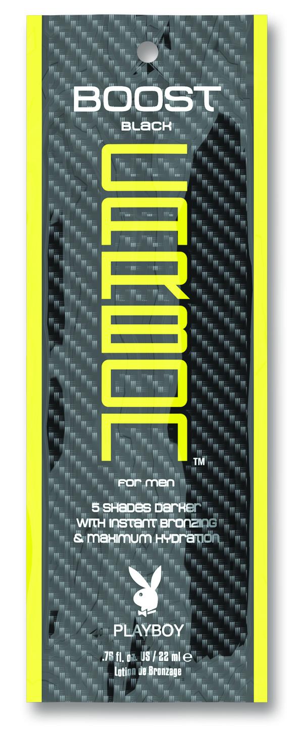 Boost Black Carbon® For Men 5 Shades Darker w/Instant Bronzing