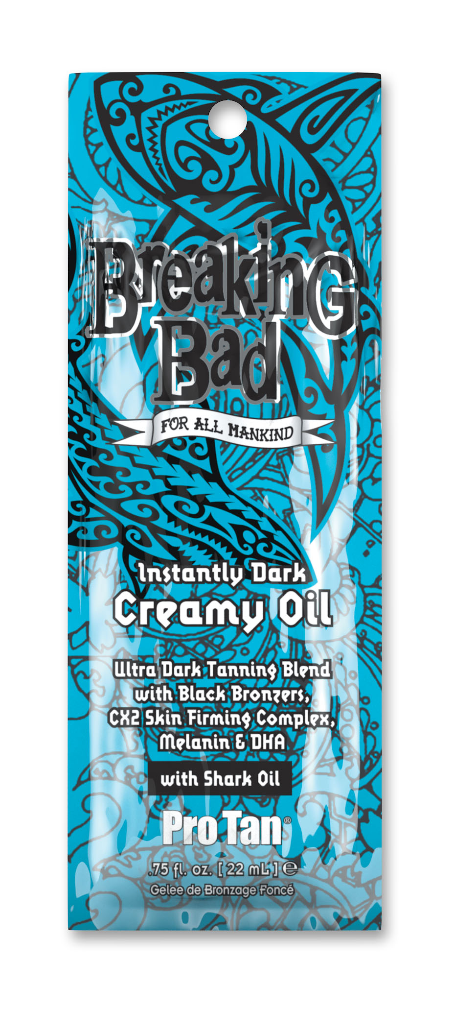 Breaking Bad™ Ultra Dark Tanning Blend