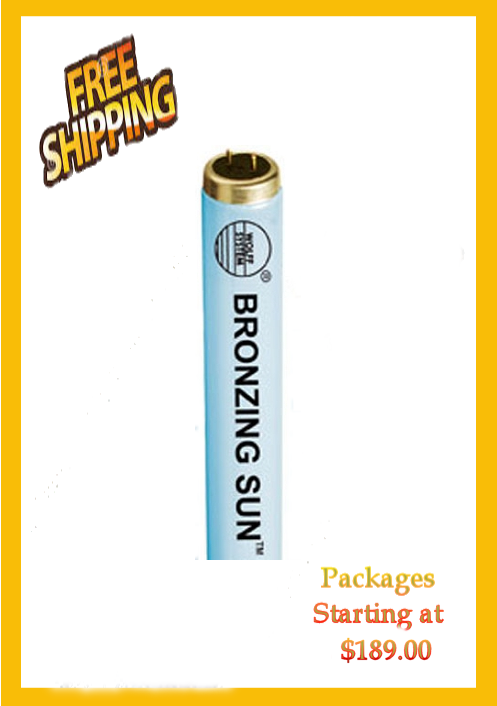 Bronzing Sun Plus F71 100WR (10 - 34 lamp packages)