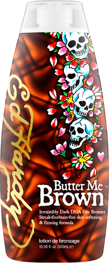 Butter Me Brown™ DHA-free Bronzer with Streak-free and Stain-free Formula