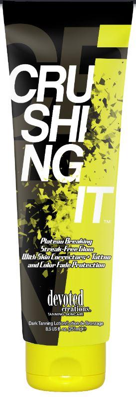 Crushing It Plateau Breaking Streek-Free Glow