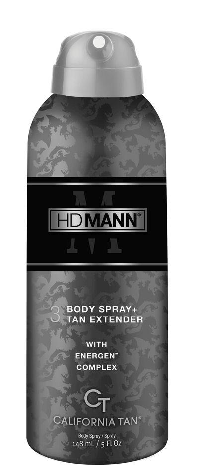 HD Mann® Body Spray + Tan Extender