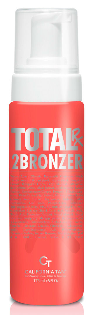 Total Rx™ Bronzer - SkinTherapy™ Blend Bronzing Mousse