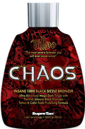 Tattoo Chaos 100x Black Sizzle Bronzer