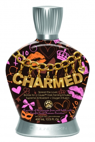 Charmed™ Bronze for a Cause™ Dark Tanning Emulsion