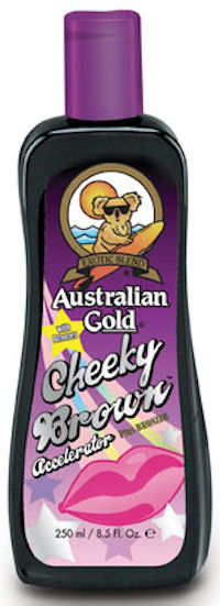 Cheeky Brown® Instant Dark Bronzing Lotion