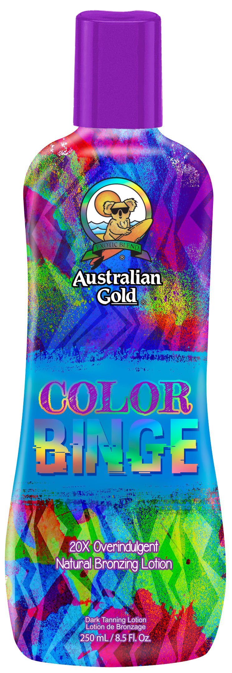Color Binge™ 20X Overindulgent Natural Bronzing Lotion