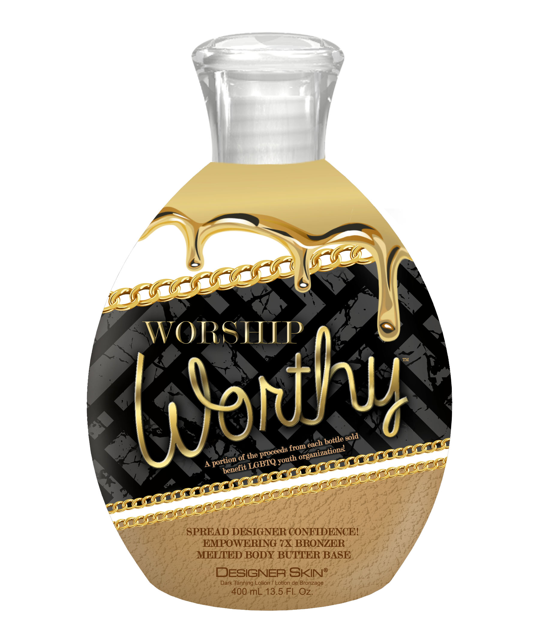 Worship Worthy™ 7X Bronzer