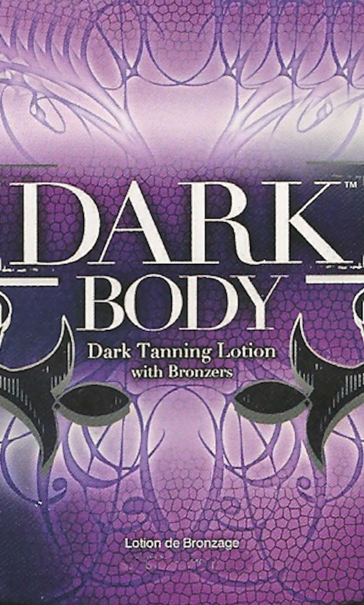Dark Body Pkt
