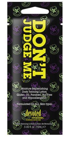 Don't Judge Me™ Moisture Replenishing Intensifier Pkt