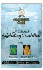 Exfoliating Towelette