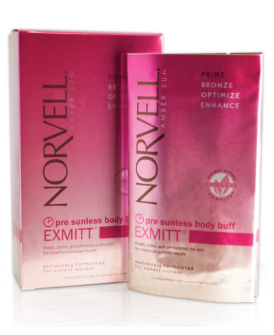 Pre Sunless Body Buff eXmitt® 3 Pack